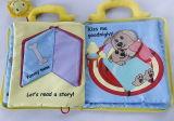 Activité personnalisée de jouets éducatifs bébé Choix de la mère de chiffon de tissu livres