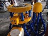 Macchina di salto dell'HDPE della pellicola a un solo strato del LDPE con l'unità di rotazione