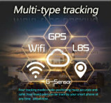 Nieuwste 2g/GSM maken het Slimme GPS Horloge van de Drijver met het Tarief van het Hart Y12 waterdicht