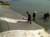 Sacchetto di sabbia tessuto pp per erosione della Banca di fiume