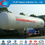 2 de Aanhangwagen van de Tanker van LPG van de as voor Verkoop