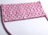 Aquecedor de cerâmica de tela de aquecimento de cerâmica flexível para o tratamento térmico de metais