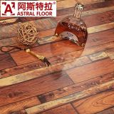 12mm Unilin Click Registered Real Wood Texture Surface Laminate Flooring (AST44)