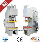 Máquina de la prensa hidráulica de la columna del marco de la marca de fábrica C de Harsle sola