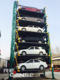 16 Parkplatz-vertikales Drehparken-System automatisiertes (Auto) Parken/mechanisches intelligentes Parken-Gerät für Limousine von China (wahlweise freigestellt für SUV)