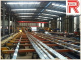 Perfiles de aluminio/de aluminio de la protuberancia para las persianas