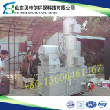 100Kgs incinerador de resíduos médicos, incinerador de resíduos hospitalares, 100Kgs incinerador