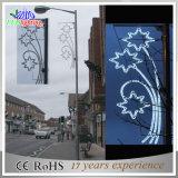 Lumière en baisse merveilleuse de chaîne de caractères de la décoration DEL de jardin de rue de Noël de festival