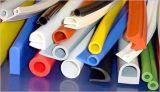 Силиконовые твердых шнур с резиновыми сплошные квадратные и резиновые трубки