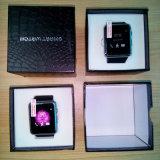 Iosおよびアンドロイド(GM18S)と互換性があるMtk2502システムスマートな腕時計