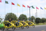 Touring Electric Pedicab Tuk Tuk Volo Taxi (300K-06)