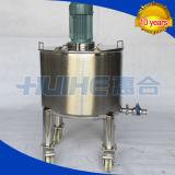 Tanque de leite de aço inoxidável / tanque de emulsificação