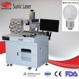 移動式光学リングレーザーのマーキング機械20W