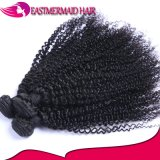 Волосы бразильянина девственницы Unprocessed волос 100%Human Kinky курчавые оптовые