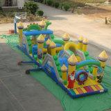 Castillos hinchables en al aire libre