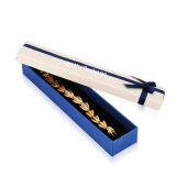 China fábrica de cartón de joyería artesanal Paepr sólida caja de embalaje de regalo