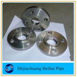 De aço carbono ASTM A105m Slip no Flange Cl150 ASME B16,5
