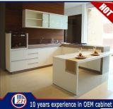 Dessins en bois MDF pour armoires de cuisine pour petites cuisines (ZHUV)