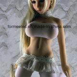 Jouet sexy réaliste d'amour de la poupée 100cm de sexe de silicones