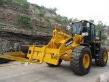 5.0 артикулированный тоннами затяжелитель колеса (Hq956) с вилкой травы