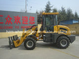 Het mini Wiel Laoder van China van Machines Contruction Zl16 Compacte met Ce