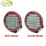 160W 8inchのクリー語LEDsが付いている赤い円形LEDのドライビング・ライト