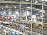 Remplissage automatique de l'eau minérale complète la ligne de production