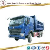 Sinotruk 6X4 HOWO 371HP A7の重いダンプトラックおよび販売に使用するダンプカートラック