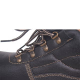 Ботинки безопасности пальца ноги анти- выскальзования водоустойчивые светлые стальные