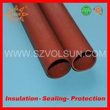 Manicotto ad alta tensione rosso & nero della sbarra collettrice dello Shrink di calore