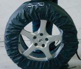 Couvercle de pneus anti-rayures/fourre-tout des pneus