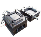 Эбу системы впрыска пластика для изготовителей оборудования пресс-формы для пластмассовых текучести кадров в салоне с крышкой