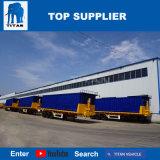 Wellen-Kipper-halb Schlussteil des Titan-Fahrzeug-3 für Verkauf in Uganda