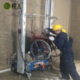 유압 장치 자동적인 벽 시멘트 고약 기계 박격포는 만든다
