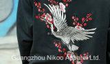 Magliette felpate di Hoodies delle donne di qualità di modo con ricamo per servizio dell'OEM