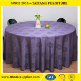 Luxo Rodada Decorativa Fancy Wedding Table Clothes