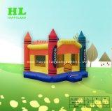 Красочные надувные прыжком Bouncer ножкой зуба для детей
