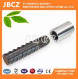 connettore d'acciaio del tondo per cemento armato del materiale da costruzione di 12-40mm/impiombare/manicotto
