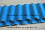 No amianto Plástico ondulado ambiental Placa de cubierta UPVC Material de construcción