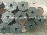 La plaquette de frein Powder-Metallurgy Eurotek pour train Maglev