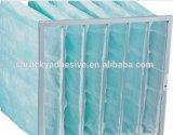 Бесплатные образцы прозрачных горячего расплава клея/клей для автомобилей Fliter воздуха