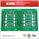 La alta calidad FR-4 de doble cara acabados HASL LF-Placa PCB
