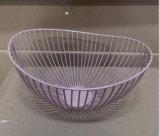 Корзина плодоовощ сетки хранения ванны провода металла крома