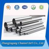 Tube titanique industriel de la qualité ASTM B338 Gr9