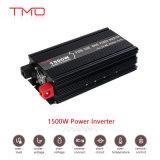 충전기를 가진 AC/110V/230V 힘 변환장치에 1500 와트 12V/24V/48V/DC