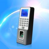 Автономный система контроля допуска фингерпринта с TCP/IP