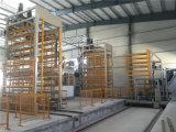 Chaîne de production automatique de bloc de Qft 10-15