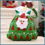 Sac de sucrerie pour le jour de Noël en 2017