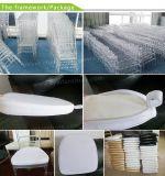 Venta caliente apilable de resina transparente boda silla Chiavari