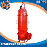 Pompa sommergibile dei residui di trasporto resistente della parte incastrata di un mattone in aggetto